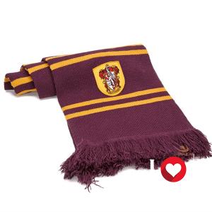 I-Love-Hogwarts-Gryffindor-Bufanda-Sciarpa-Grifondoro