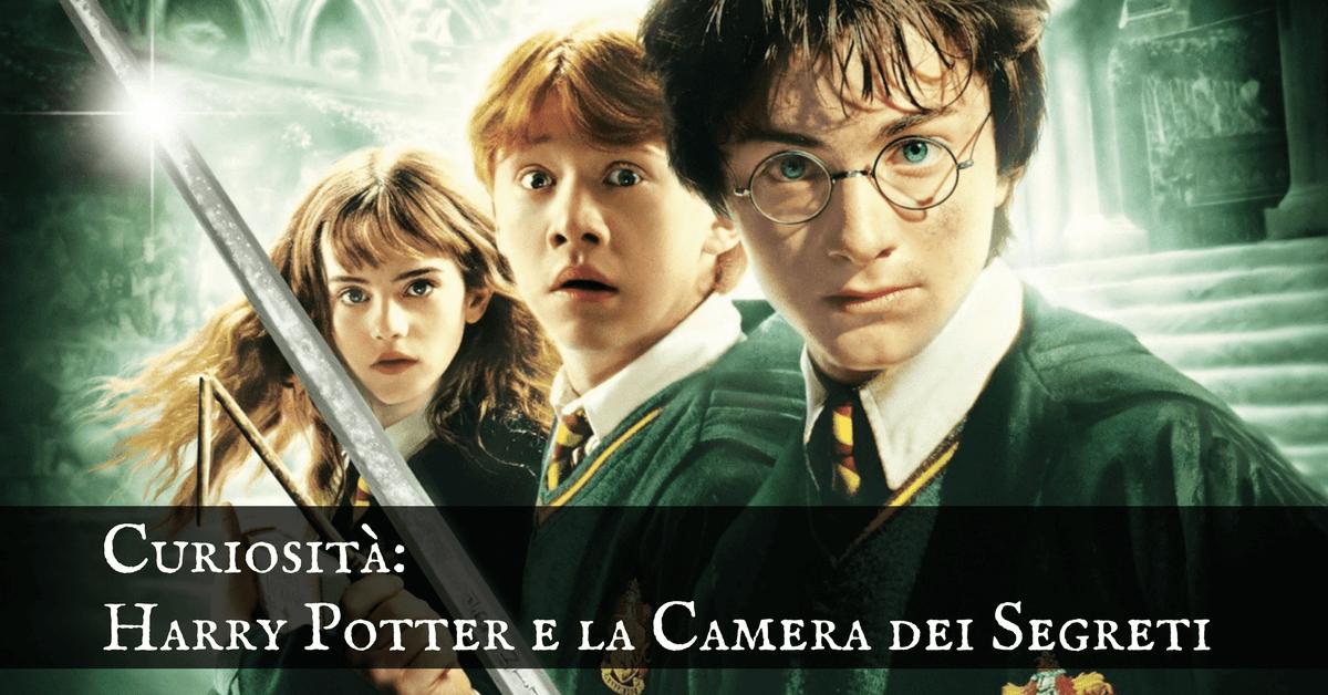 Harry Potter Camera Dei Segreti : Stasera in tv harry potter e la camera dei segreti su italia
